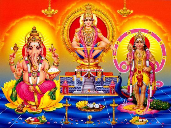 Hindu Icons And Symbols Inner Circle Iv Red Zambala