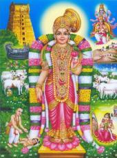 Nācciyār Tirumoḷi | Āṇḍāḷ