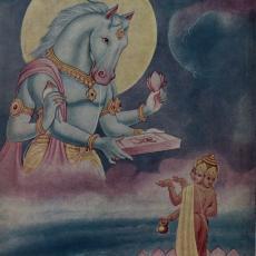 Śrī Hayagrīva Stotra | Swami Deśikan