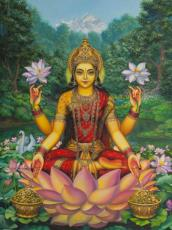 Hindu Icons and Symbols | Devi Maa