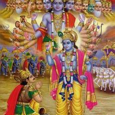 Vishnu Sahasranāma   by Baladeva Vidyābhūṣaṇa